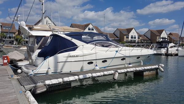 Motor Cruiser in Portsmouth