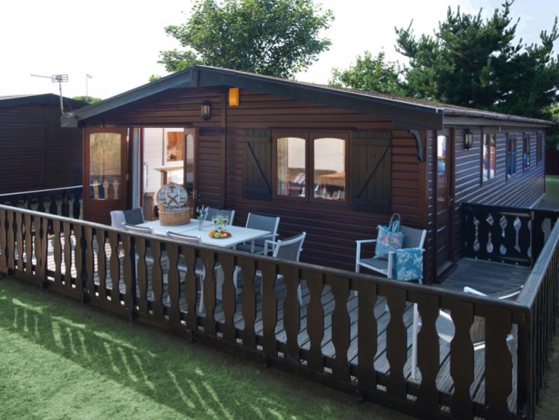 Shorefield Country Park - Select Lodge