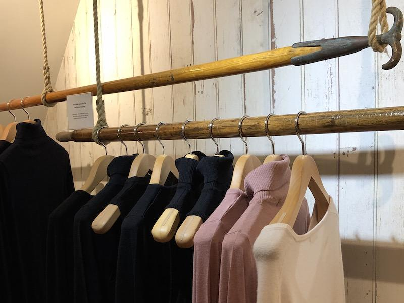 Clothing at Starboard Home Lymington