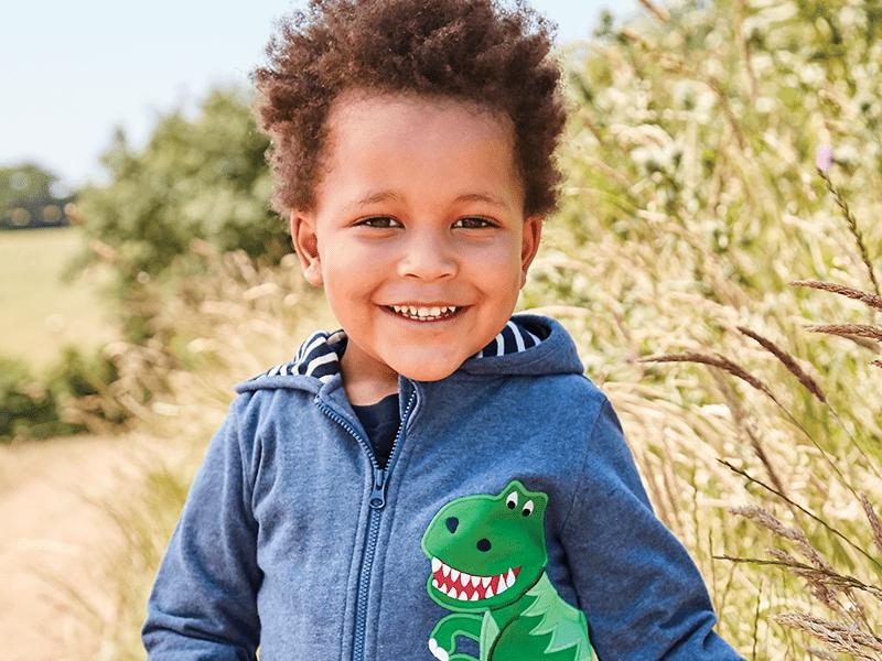 Childrens clothes at JoJo Maman Bebe Lymington