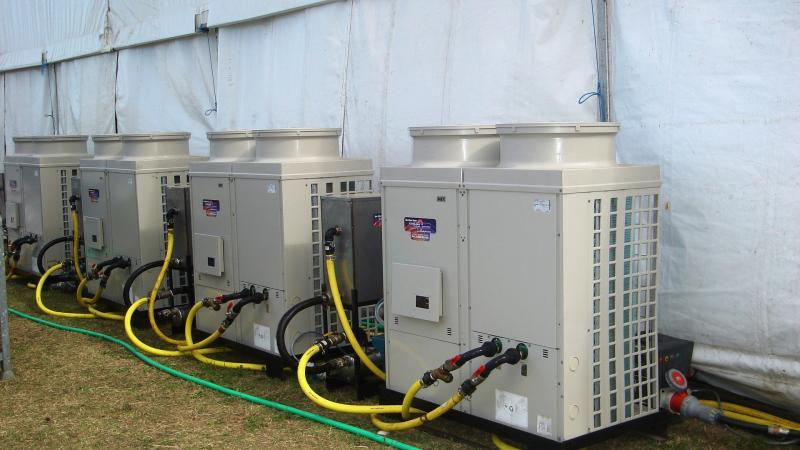 Cooling and Heating Solutions Lymington New Forest - chillers