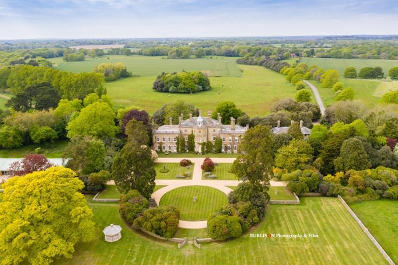 Pylewell Park estate