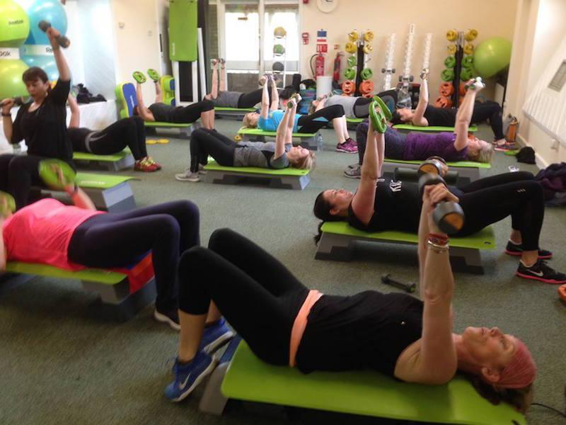 Body Conditioning Class at Shape Up Fitness Lymington
