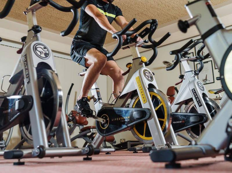 Spin Studio at Shape Up Fitness New Forest