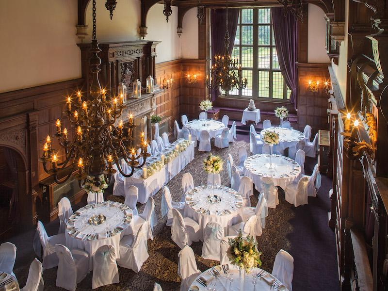 Weddings at  Rhinefield House Hotel New Forest