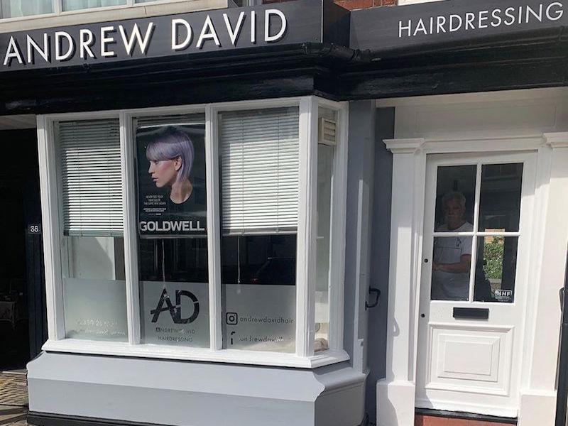 Andrew David Hair in Lyndhurst