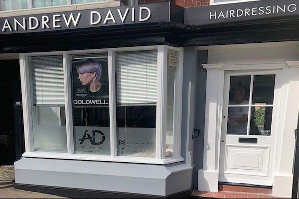 Andrew David Hair