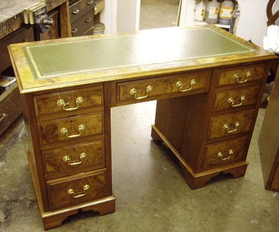 Peter Cooper Furniture Restoration, desk