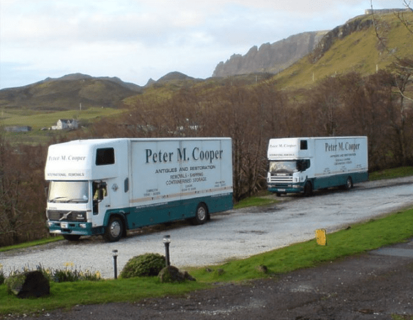 Peter Cooper Removals