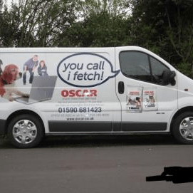 OSCAR pet foods home delivery service
