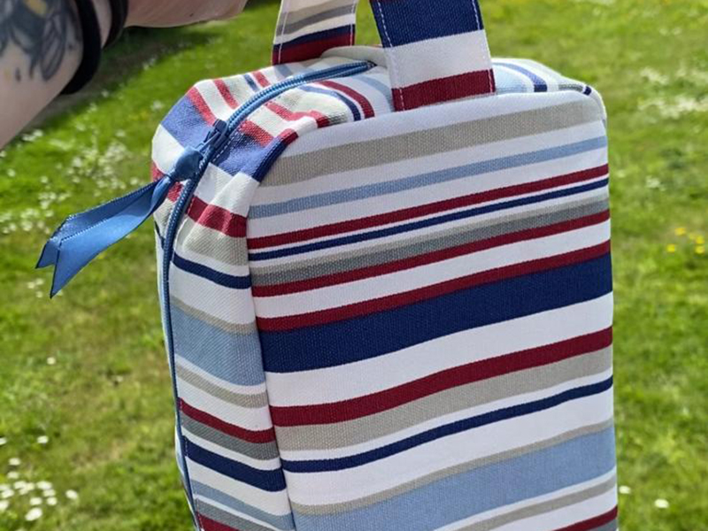 Use as a wash bag for your travels, a boot bag for sport or a shoe bag for dance, these are a must have.