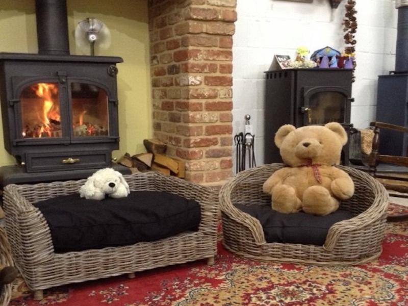 Dog Beds at the New Forest Wood Burning Centre