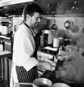 Chef Sam Hughes
