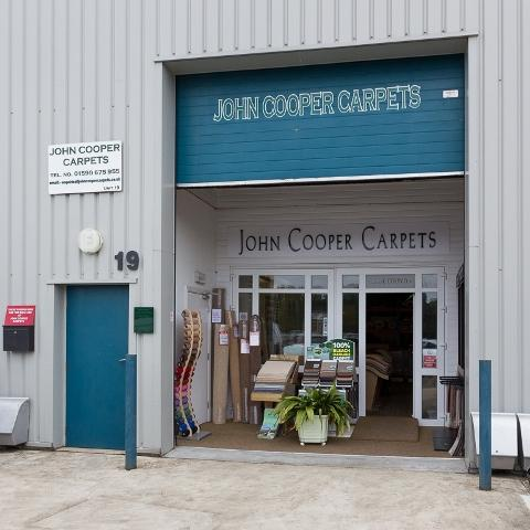 John Cooper Carpets and Flooring Lymington