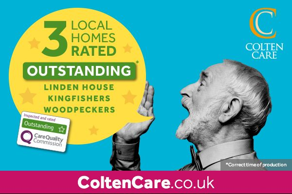 Colten Care residential, nursing and dedicated dementia care homes