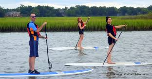 BHG Stand up paddle boarding