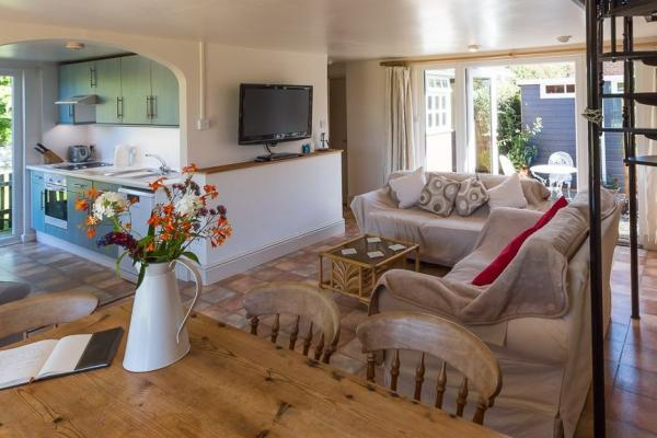 Bartley Barn Self Catering