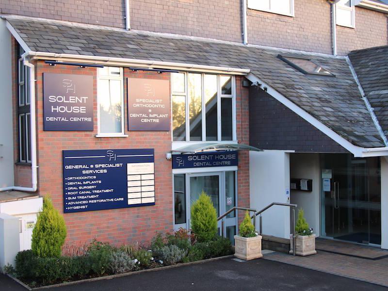 Solent House Dental Centre Lymington