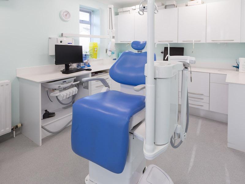 Sue's Surgery at Solent House Dental Centre Lymington