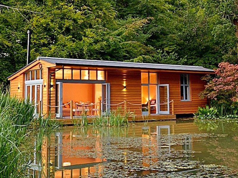 Riverview Lodge New Forest Cottages