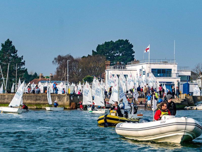 Royal Lymington Yacht Club - IOCA Spring Championships 2019