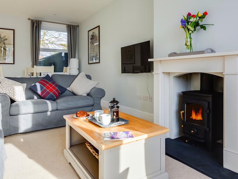 New Forest Cottages in towns