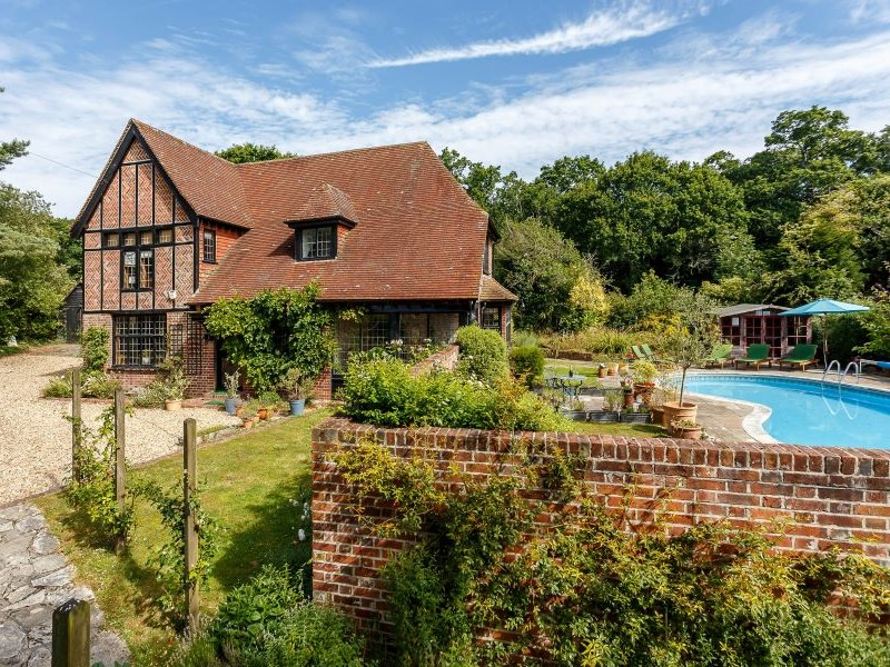 New Forest cottages lovely property