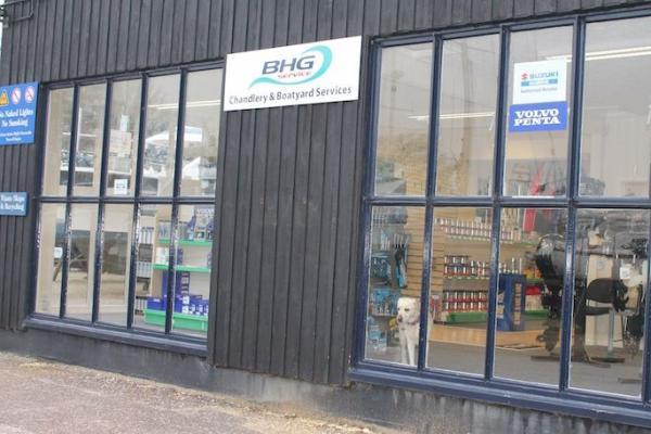 BHG Service - Chandlery and Boatyard Services