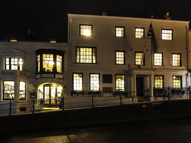 Stanwell House Hotel Lymington