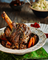 Real Food, lamb shank
