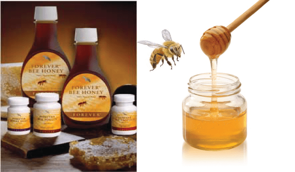 Natural honey products
