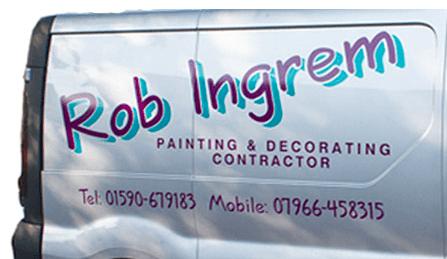 Rob Ingrem Decorating