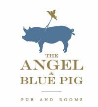 Angel and Blue Pig Lymington
