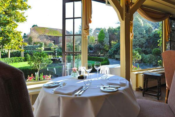 Terrace Restaurant at the Montagu Arms