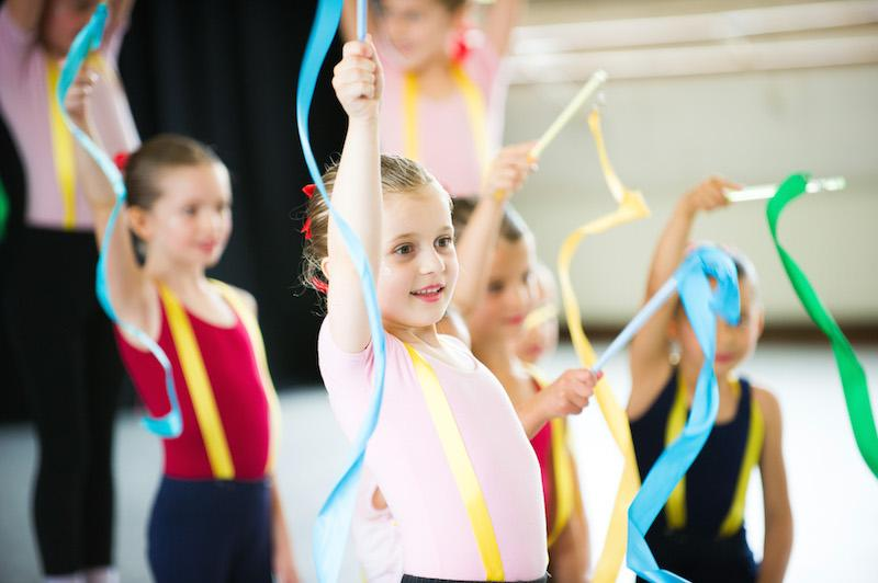 Ballet, Tap and Modern dance with New Forest Academy of Dance
