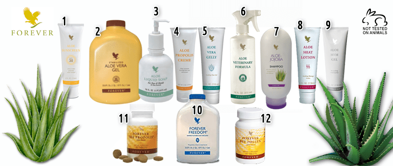 Forever Living products for animals