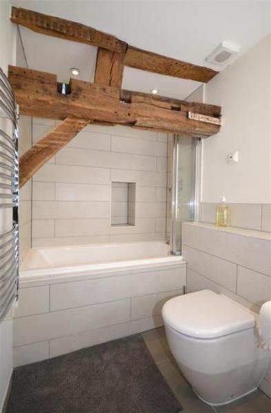 Saltbox bathroom