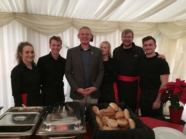 Hog and Lamb Spitroast Company New Forest - more team members