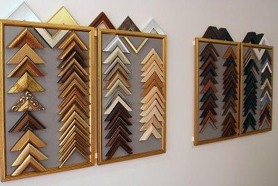 In The Frame - range of frames