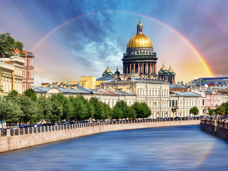 Dream Challenges Cycle Moscow to St Petersburg 2022