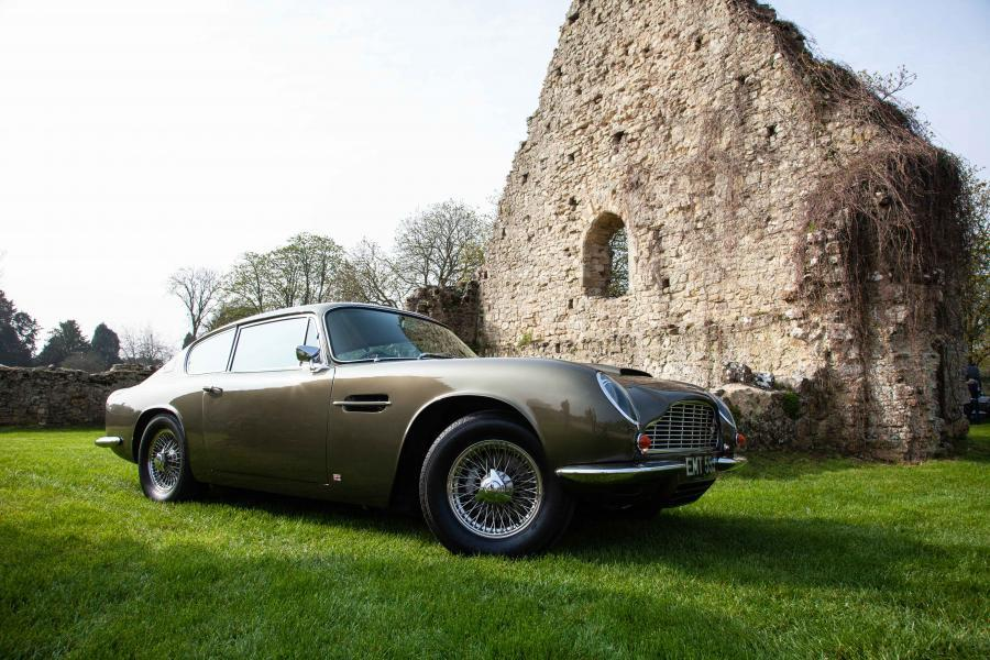 Simply Aston Martin