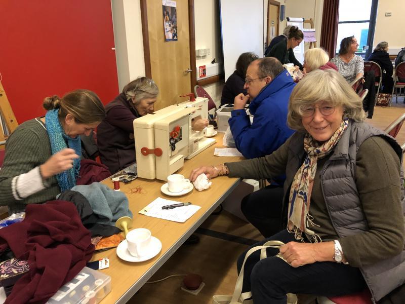 Lymington Repair Cafe
