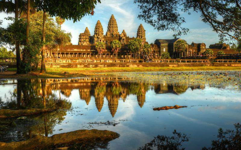 Walk with me in Cambodia 2022
