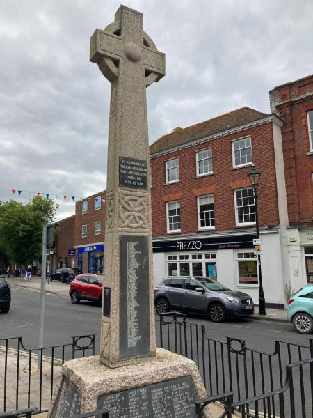 Lymington Recycled - town tour