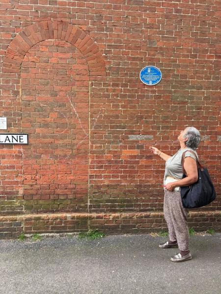 Lymington Recycled - town tour - Monday