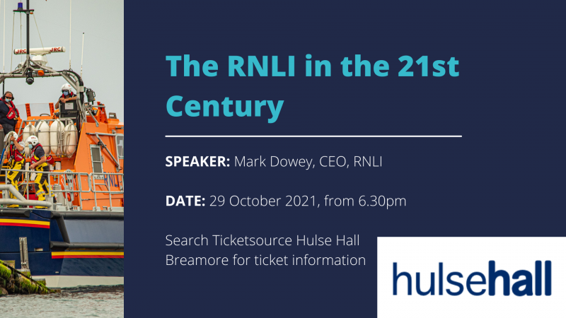 The RNLI in the 21st Century