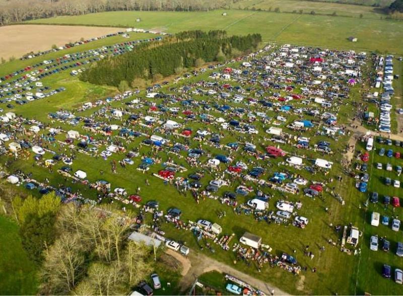 New Forest Car Boot Sale Strawberry Fields Lymington
