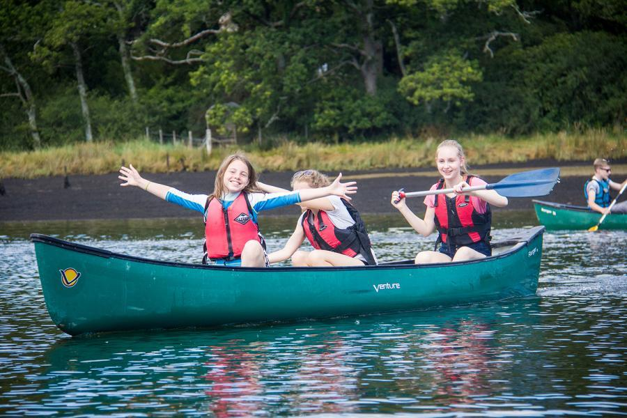 Beaulieu Canoeing Tour