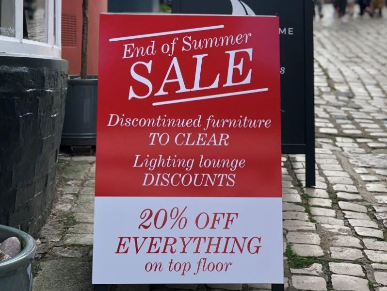 Starboard Home end of season Sale