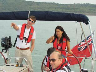 Escape Yachting - Discount on Solent Day Trips for Lymington.com subscribers